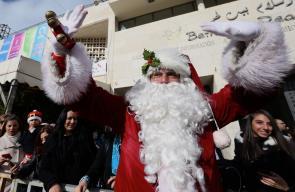احتفالات عيد الميلاد للطوائف المسيحية في بيت لحم