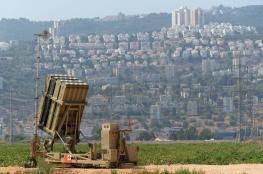 """الاحتلال ينشر منظومة """"القبة الحديدية"""" قرب """"تل أبيب"""""""