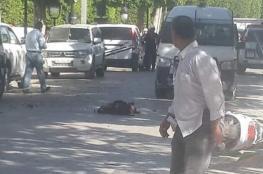 امرأة تفجر نفسها في قلب العاصمة التونسية