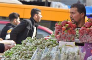 صور من مدينة رام الله والبيرة اليوم  تصوير محمود معطان