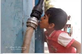 Israel cuts water supplies to Gaza