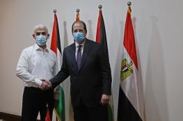 زيارة وزير المخابرات المصرية لغزة .. دلالات كثيرة وملفات مهمة على الطاولة