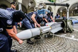بعد ضبط صاروخ للجيش القطري في إيطاليا... الدوحة: تم بيعه لدولة نتحفظ على ذكرها