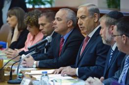"""""""الكابينت"""" يجتمع اليوم لبحث التصعيد في غزة"""