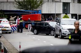 الشرطة الهولندية تعلن السيطرة على واقعة احتجاز رهائن داخل مجمع إعلامي