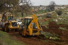 Israeli settlers seize Palestinian-owned lands in Bethlehem