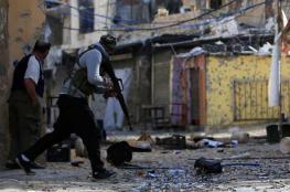 4 قتلى و15 جريحاً حصيلة الاشتباكات في مخيم عين الحلوة جنوب لبنان