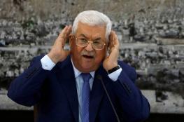 هل فقد عباس توازنه؟
