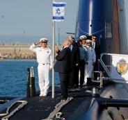 الغواصات-الإسرائيلية