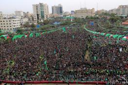 قراءة في حشود انطلاقة حماس الـ31