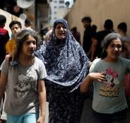 قصف غزة (2)