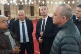 """""""زيارة نادرة"""".. مسؤول إسرائيلي يزور مسجد """"محمد علي"""" بمصر !"""