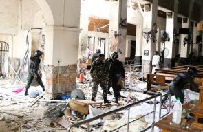 مقتل وإصابة المئات في سلسلة هجمات في سريلانكا