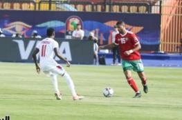 المنتخب المغربي يتخطى ناميبيا بهدف قاتل