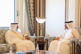 قادما من الرياض.. أمين عام مجلس التعاون الخليجي يلتقي وزير خارجية قطر بالدوحة