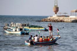 غزة .. قرار بإعادة فتح البحر والسماح للصيادين بالعود لعملهم