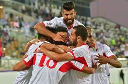 """""""نشامى"""" الأردن يتلاعبون بسوريا ويتأهلون لدور الـ16"""
