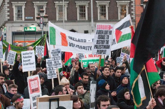 Irish Senate Approves Bill Boycotting Israeli Settlement Goods