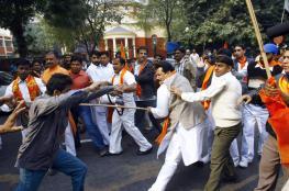 ضرب مسلم حتى الموت لاتهامه بسرقة ماشية في الهند