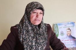 الاحتلال يمدد اعتقال والدة الشهيد صالح البرغوثي للمرة الرابعة