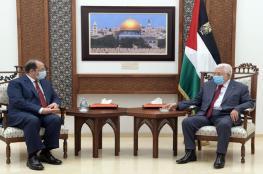 مصر: أبو مازن وعباس كامل يتفقان على عقد اجتماعات للفصائل الفلسطينية بالقاهرة