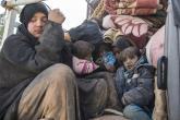 """أهالي """"الباب"""" يعودون لمدينتهم بعد استعادتها من تنظيم الدولة"""