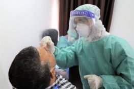 الصحة بغزة: 8 حالات وفاة و232 إصابة جديدة بفيروس كورونا و477 حالة تعافِ
