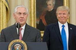 BBC: الإمارات ضغطت على ترامب لإقالة تيلرسون وتشديد حصار قطر