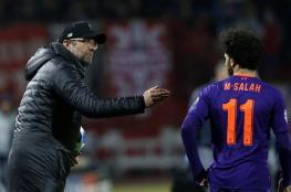 مدرب ليفربول يتحدث عن رحيل محمد صلاح إلى يوفنتوس وغير مقتنع بالبديل