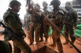 الاحتلال يزعم العثور على نفق جديد لحزب الله على الحدود اللبنانية