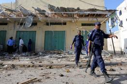 الصومال.. ارتفاع حصيلة قتلى تفجير كسمايو إلى 7 بينهم صحفيان