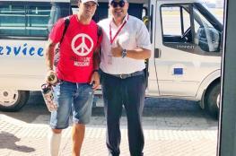 سواريز يضع نفسه في موقف لا يحسد عليه في المغرب