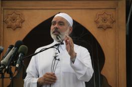 هنية يدعو لاجتماع عاجل للاتفاق على إستراتيجية المواجهة مع الاحتلال