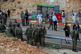 """منفذو عملية """"بيت ايل"""" اغتنموا سلاح جندي قبل انسحابهم"""