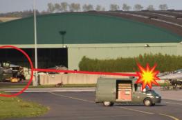 كارثة عسكرية.. انفجار طائرة إف16 واحتراق أخرى بطلقة نارية من عامل صيانة في بلجيكا