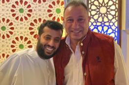 آل الشيخ يرد على أنباء عن عودته لرئاسة الأهلي المصري الشرفية
