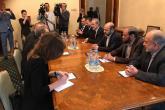 حماس: روسيا عبّرت عن تقديرها لخطواتنا نحو المصالحة ووفد الحركة أنهى زيارة مثمرة