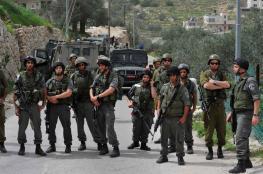 """الاحتلال يستعد لأي تصعيد محتمل في الضفة بعد إعلان القدس عاصمة لـ """"إسرائيل"""""""