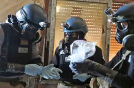 """الخارجية الروسية: مفتشو """"حظر الأسلحة الكيميائية"""" تحركوا إلى دوما"""