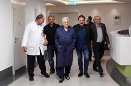 موقع i24news: عباس يدخل المشفى بسبب تدهور حالته الصحية