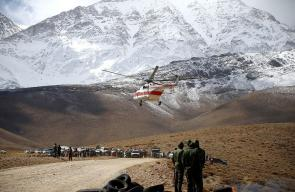 الجيش الإيراني يعثر على حطام طائرة المنكوبة