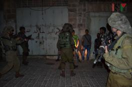 IOF kidnaps three Palestinians in West Bank campaigns