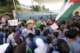 الفلسطينيون النازحون من سوريا يطالبون عباس إيجاد حل لأوضاعهم