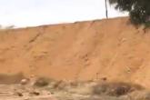 خشية صواريخ المقاومة.. الاحتلال يُكمل بناء سد ترابي شمال قطاع غزة