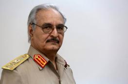 ليبيا.. تنافس دولي على لعب دور سياسي ودعم حفتر