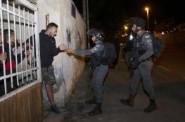 الشيخ جرّاح: إصابات واعتقالات باعتداء للمستوطنين ولقوات الاحتلال
