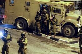 الاحتلال يعتقل 7 مواطنين بالضفة