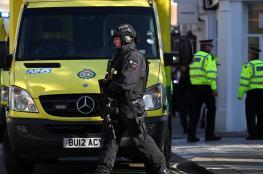 إصابة 3 أشخاص صدمتهم سيارة بالقرب من مركز للجالية الإسلامية في لندن