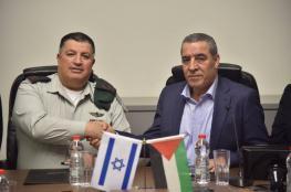 """حسين الشيخ: لن نقبل بحكومة وحدة وطنية مع حماس ولو على جثثنا ولن نسمح يحكم البلد """"التيار الظلامي"""""""