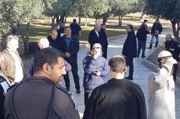 وزير اسرائيلي متطرف يقود اقتحامات استفزازية جديدة للمسجد الأقصى